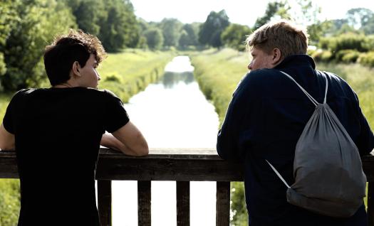 Ali und Georg Genoux im Gespräch über Heimat