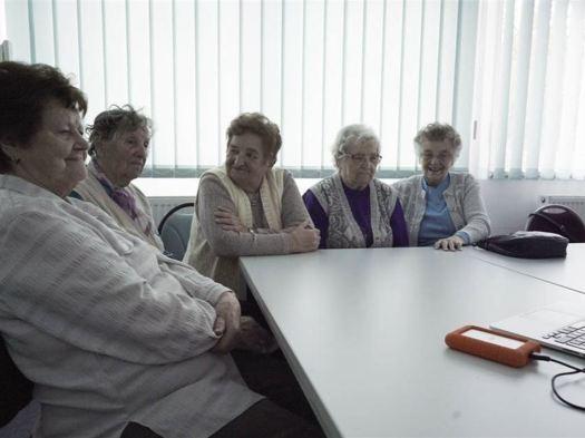 Die alten Damen